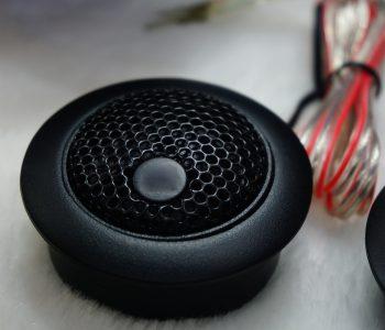 Loudspeaker for testing
