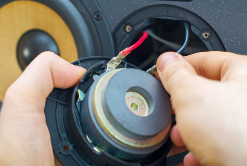 Loudspeaker Manufacturing