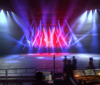 Live Sound setup